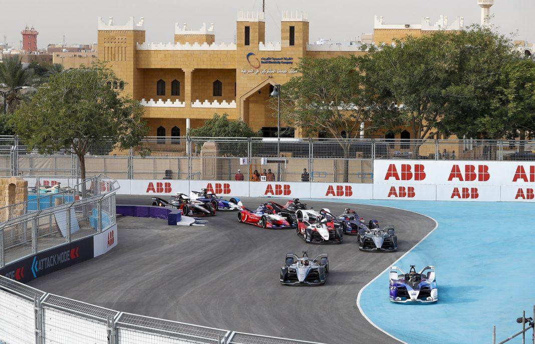 Diriyah ePrix, Szaúd-Arábia, Formula E