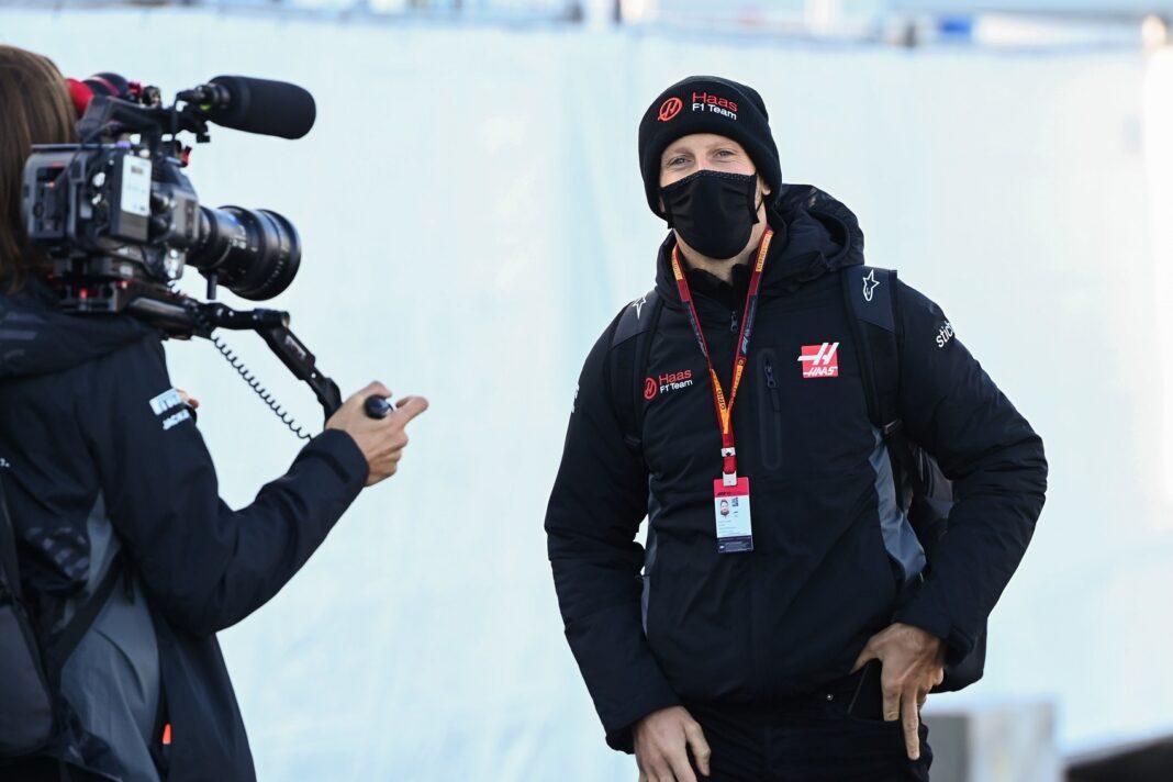 Romain Grosjean, Haas, racingline.hu