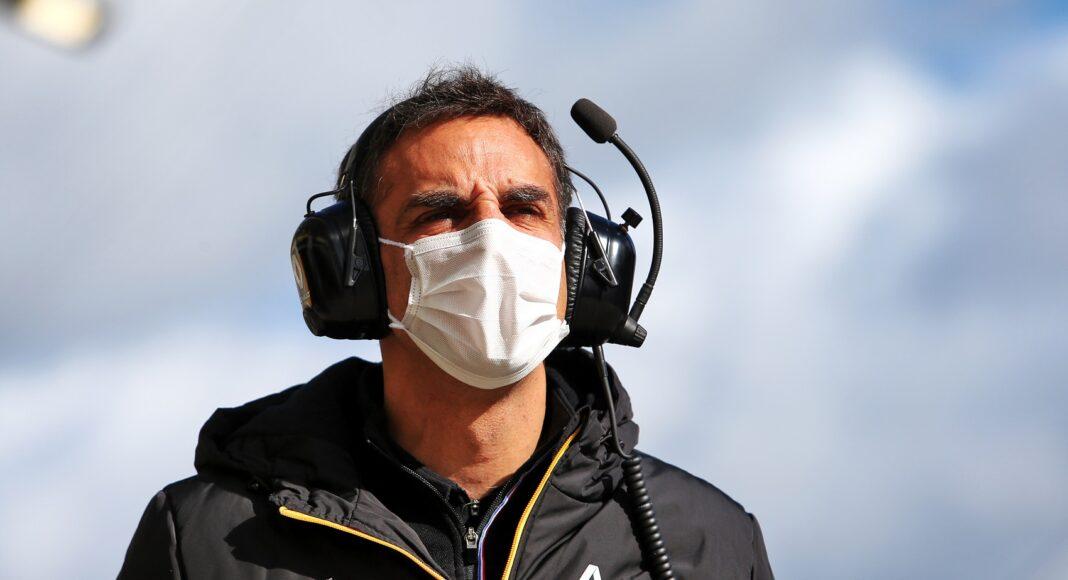 Cyril Abiteboul, Renault, racingline.hu