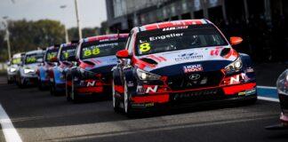 Engstler, Catsburg, Michelisz & Tarquini, Hyundai, WTCR, Racingline.hu