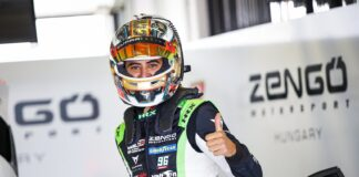 Mikel Azcona, Zengő, Motorsport, WTCR, racingline.hu