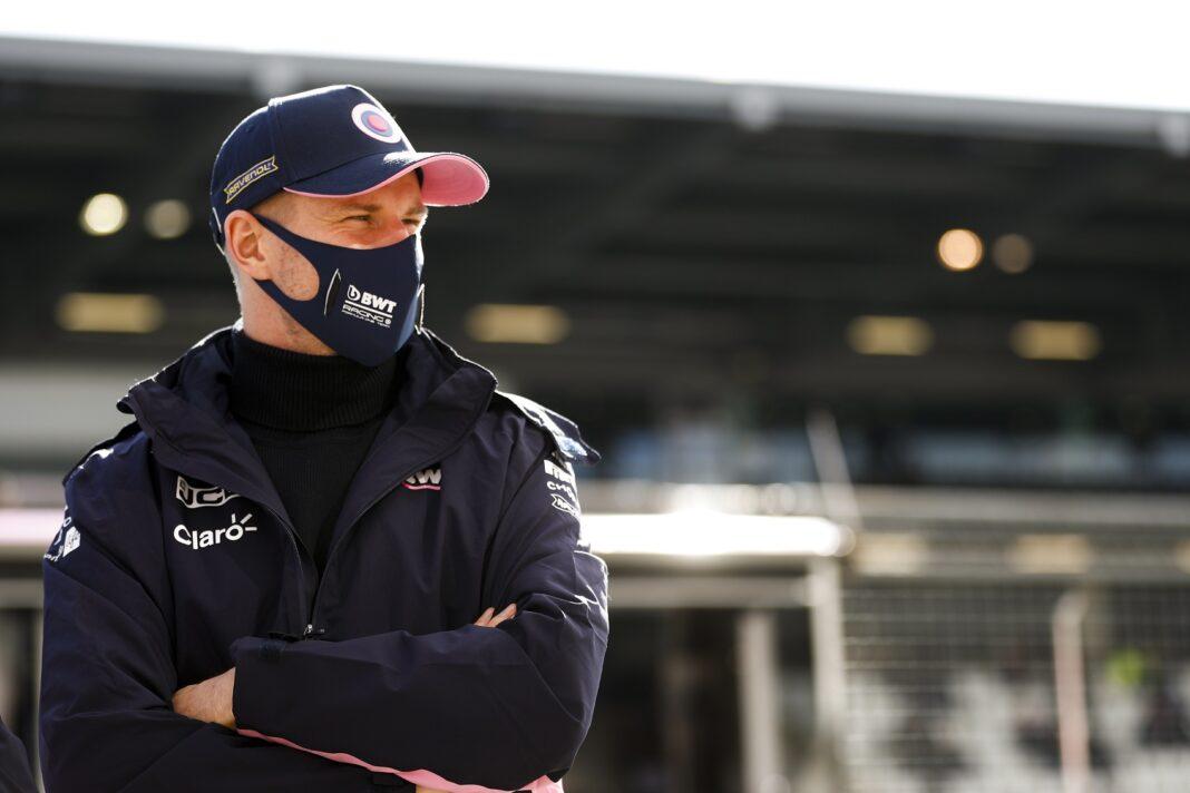 Nico Hülkenberg, Racing Point, racingline