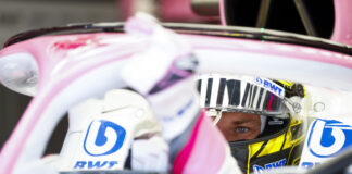 Nico Hulkenberg, Racing Point, racingline