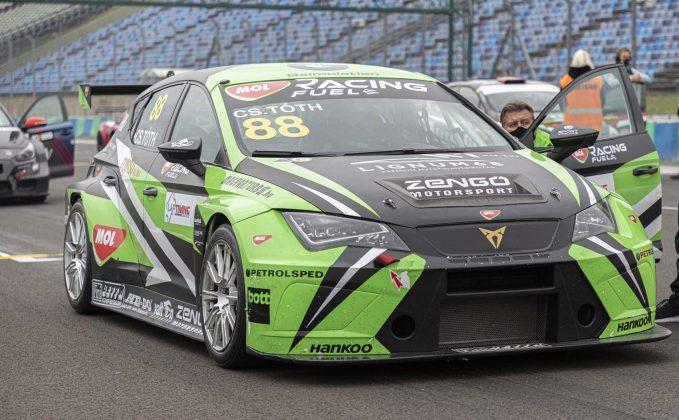 Zengő Motorsport,Tóth Csaba
