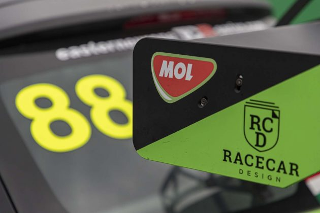 Zengő Motorsport, MOL