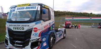 Jochen Hahn, kamion