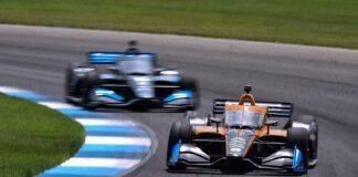 Oliver Askew & Felix Rosenqvist, McLaren & Ganassi, IndyCar, racingline.hu