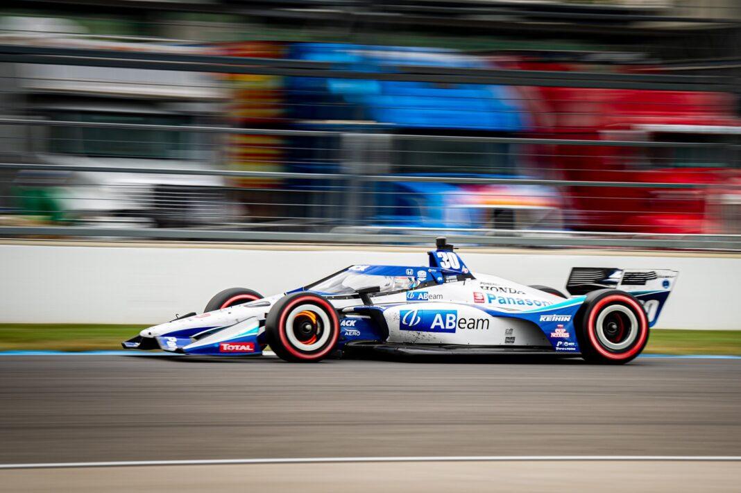 Takuma Sato, RLL Racing, IndyCar, racingline.hu