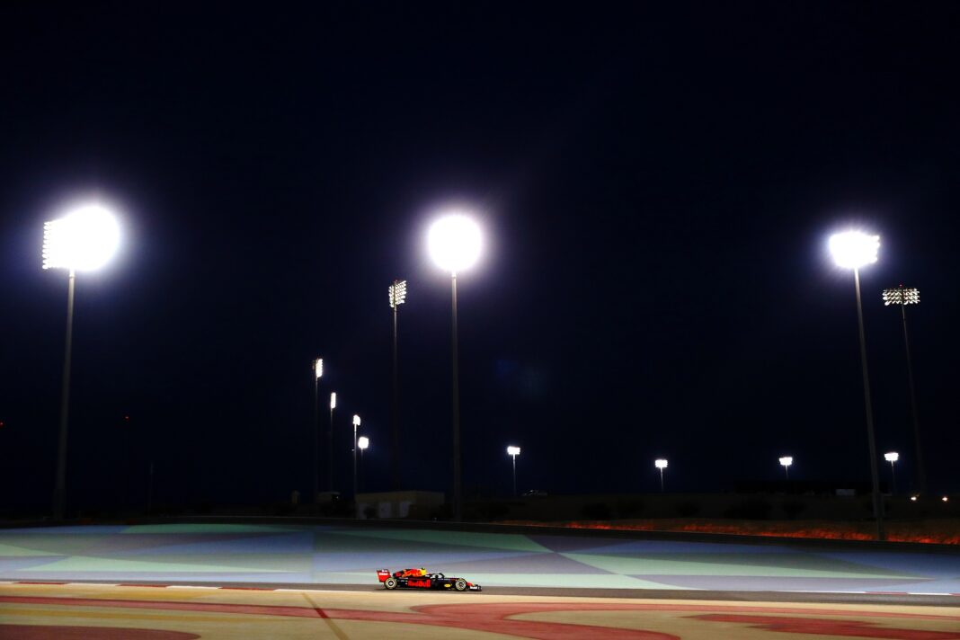 Pierre Gasly, Red Bull, Bahrein, racingline