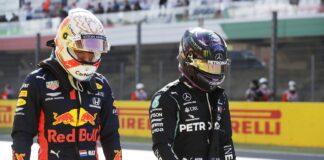 Max Verstappen, Lewis Hamilton, Red Bull, Mercedes, racingline