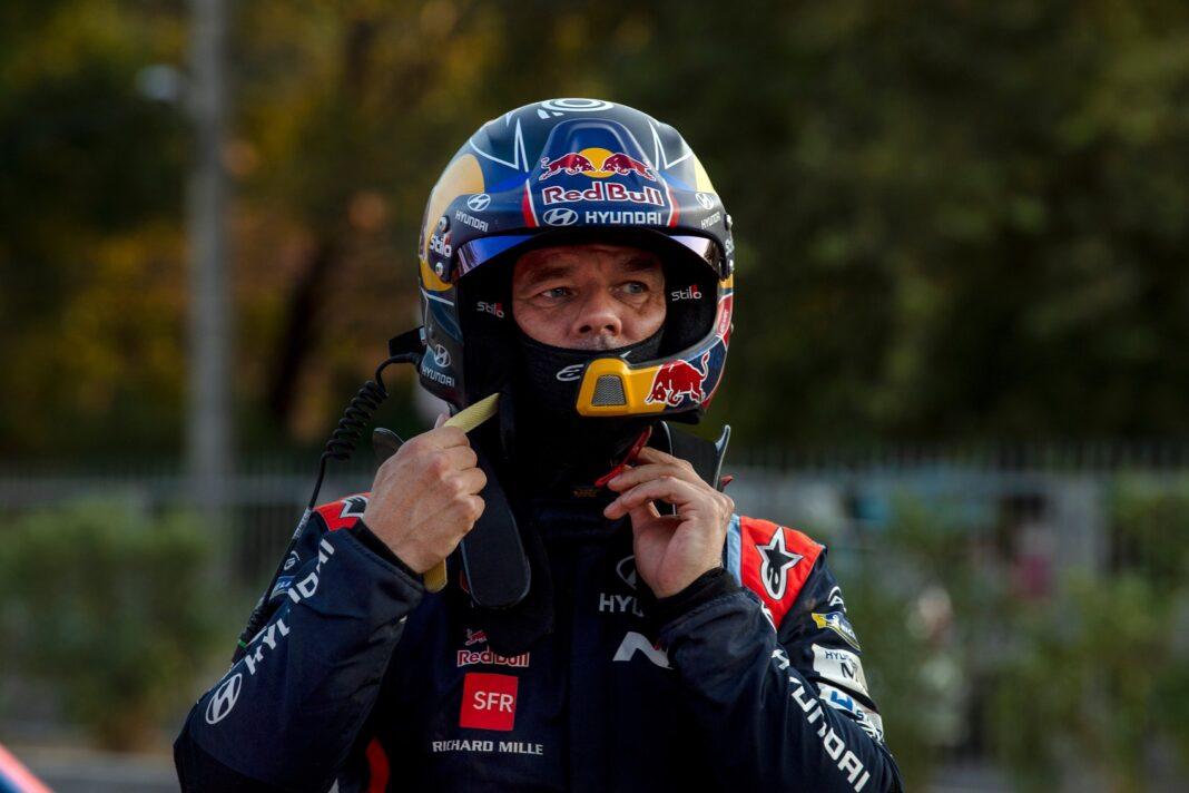 Sébastien Loeb, Hyundai, WRC