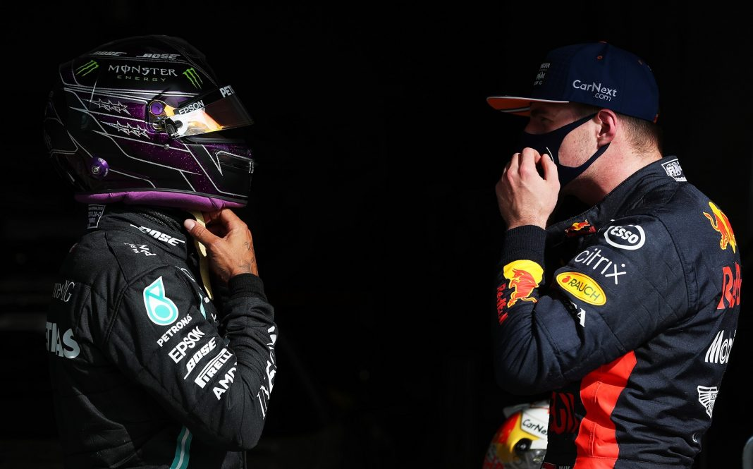Lewis Hamilton, Max Verstappen, Mercedes, Red Bull, racingline, Ecclestone