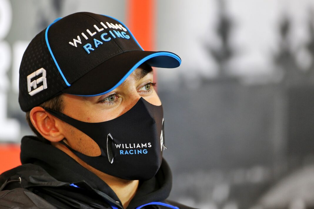 George Russell, Williams, racingline.hu