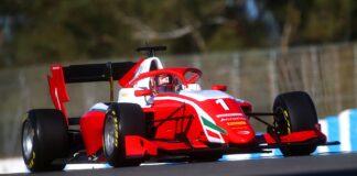 Arthur Leclerc, formula 3
