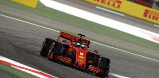 Sebastian Vettel, Ferrari, csapatok