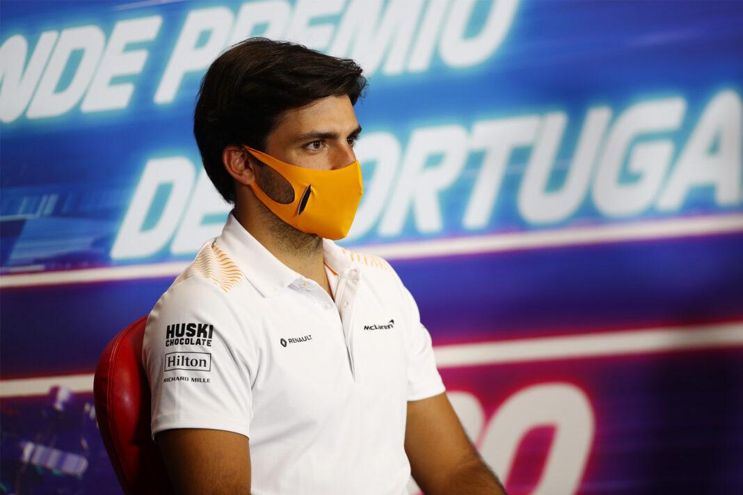 Carlos Sainz, racingline