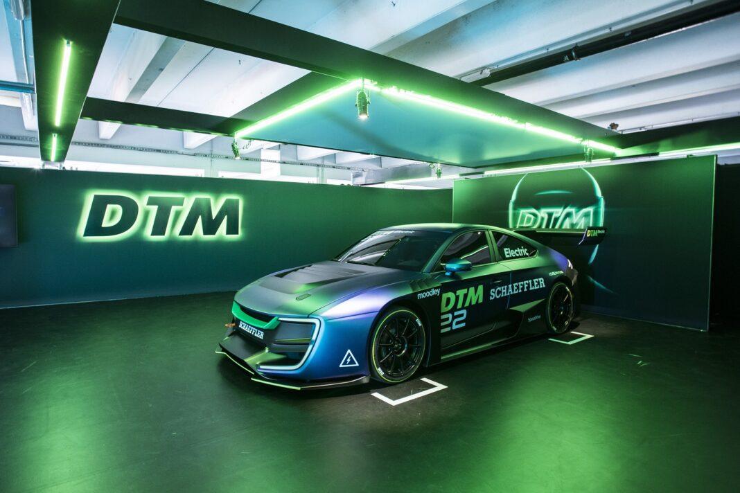 DTM Electric, Schaeffler, Hockenheim, racingline.hu