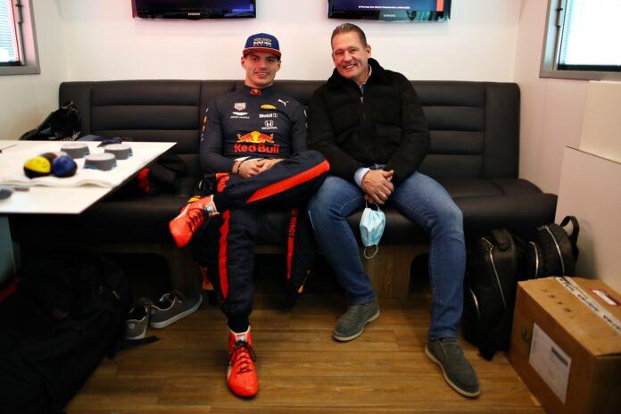Max Verstappen, Jos Verstappen, Red Bull, racingline