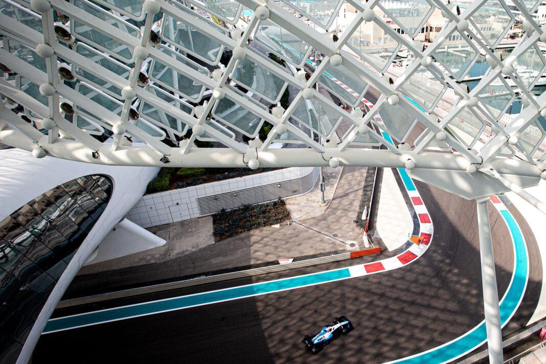 Williams, Abu Dhabi, racingline.hu, f1