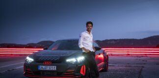 Audi RS e-tron GT, Lucas di Grassi