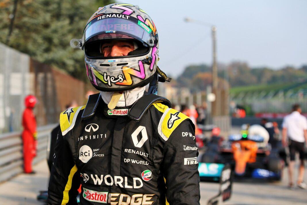 Daniel Ricciardo, Renault, F1, racingline.hu