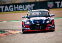 Michelisz Norbert, Hyundai, ETCR, racingline.hu