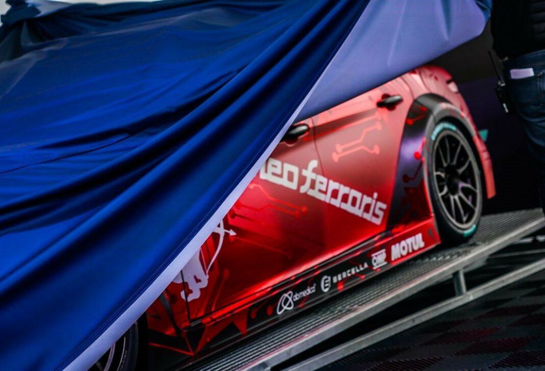 Alfa Romeo, ETCR, racingline.hu