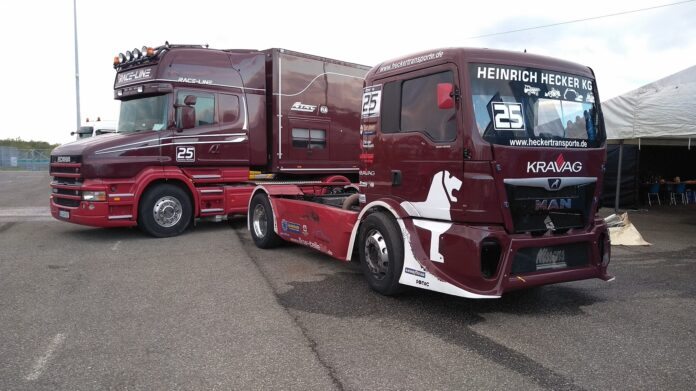 clemens hecker, kamion