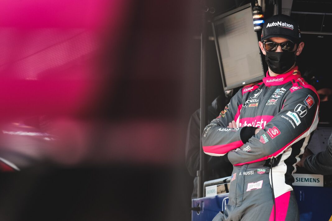 Alexander Rossi, Andretti, IndyCar, racingline.hu