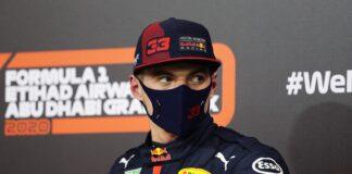 Max Verstappen, Red Bull, racingline