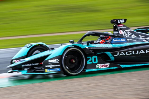 Mitch Evans, Panasonic Jaguar Racing, racingline.hu