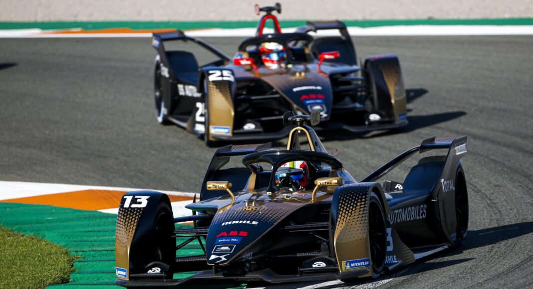 António Félix da Costa & Jean-Éric Vergne, DS Techeetah, racingline.hu