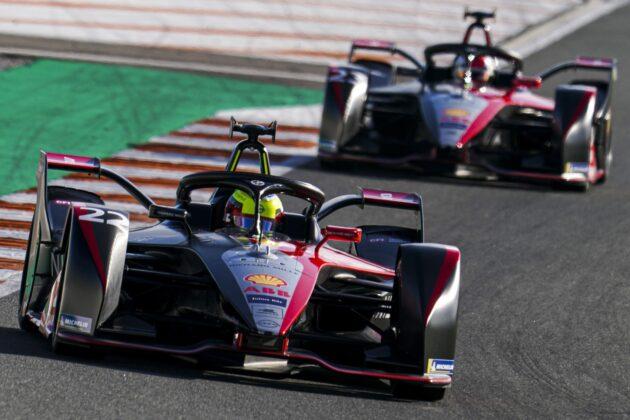 Oliver Rowland & Sébastien Buemi, Nissan e.Dams, racingline.hu
