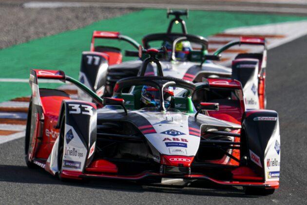 Rene Rast & Lucas di Grassi, Audi Sport ABT Schaeffler, racingline.hu