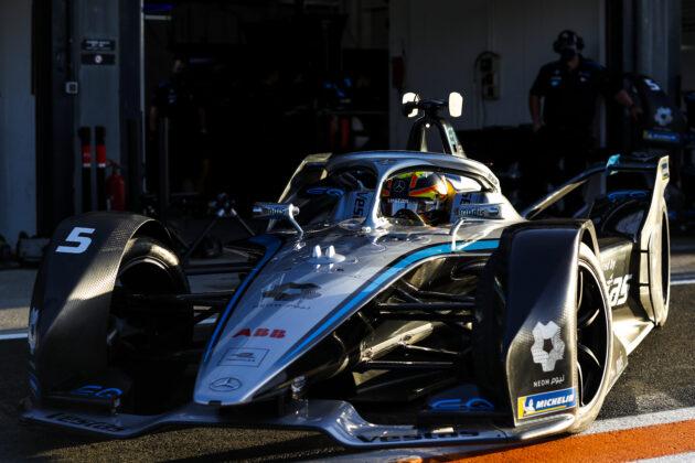 Stoffel Vandoorne, Mercedes-Benz EQ, racingline.hu