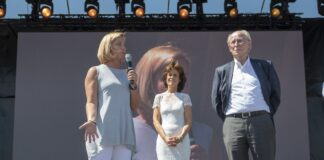 Britta Seeger, Annette Winkler, Jürgen Hubbert, mercedes