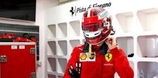 Charles Leclerc, Ferrari, racinlgine