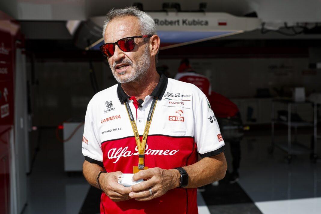 Beat Zehnder, Alfa Romeo, racingline.hu