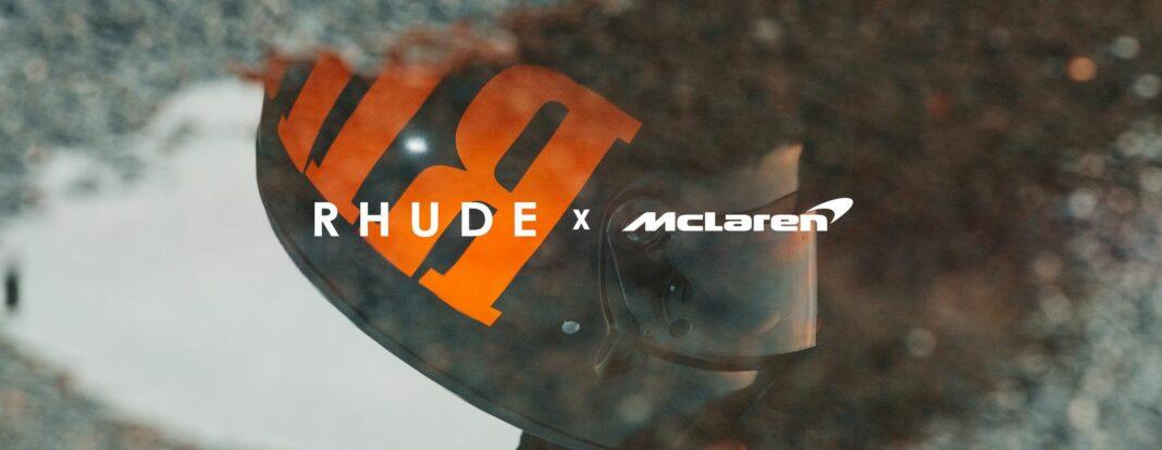 R H U D E x McLaren