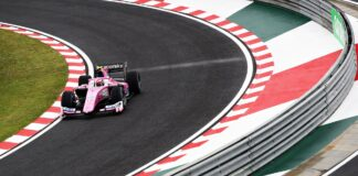 HWA, racingline