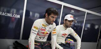 Jaime Alguersuari, Mark Webber, red bull