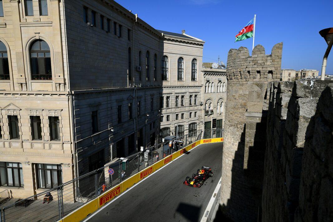 Pierre Gasly, Red Bull, Baku, Azerbajdzsáni Nagydíj, Baku, Racingline, F1