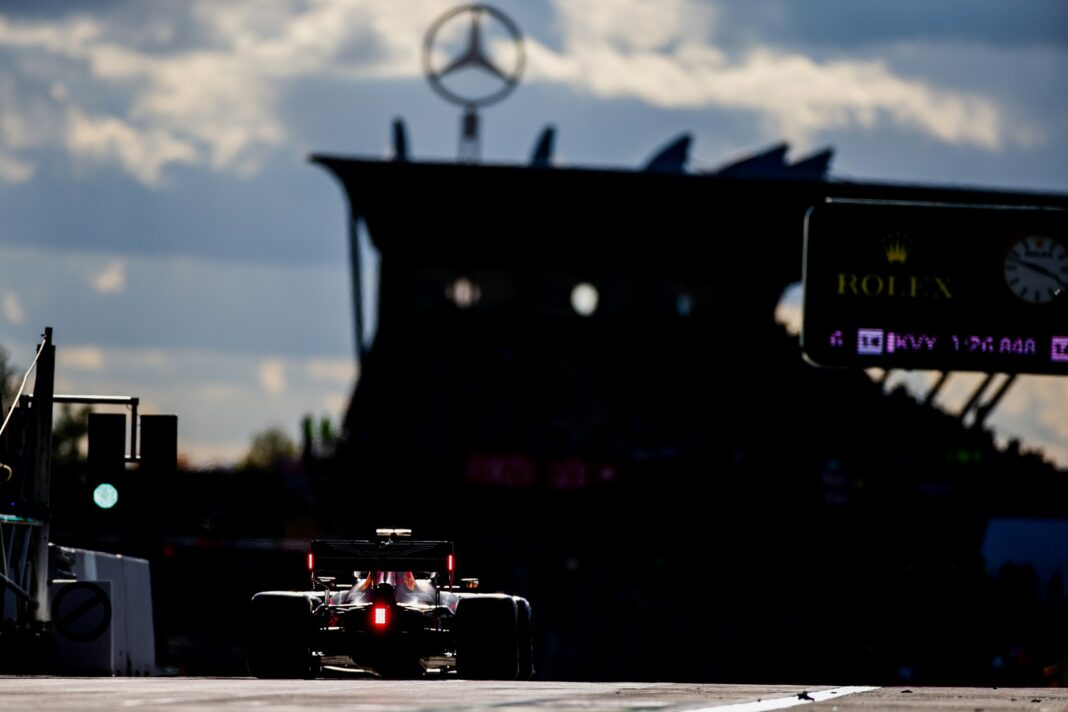 alexander albon, nürburgring