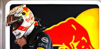 Verstappen, racingline