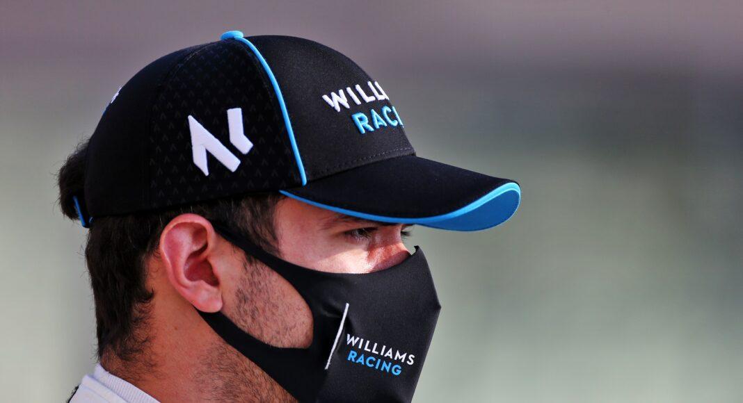 Nicholas Latifi, Williams, racingline.hu