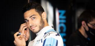 Roy Nissany, racingline