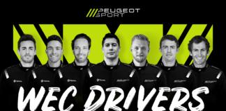 Peugeot, racingline