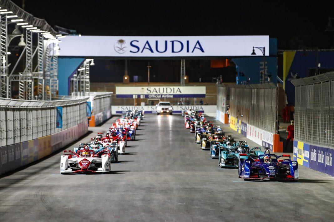 Diriyah ePrix, Formula E, racingline.hu
