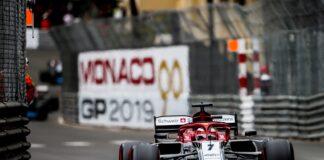 Kimi Räikkönen, Alfa Romeo, Monaco, racingline.hu