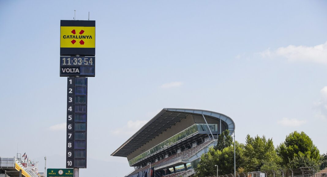 Circuit de Barcelona-Catalunya, Spanyolország, racingline.hu, f1